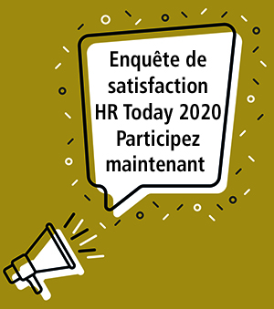 Enquête de satisfaction HR Today 2020