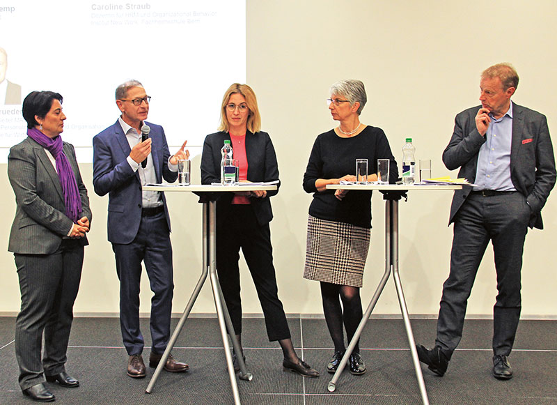 FHNW-Podiumsdiskussion